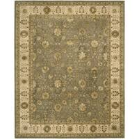 "Nourison 3000 Taupe Rug - 8'6"" x 11'6"""