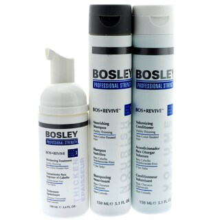 Bosley Revive 3-piece Starter Pack