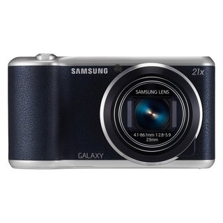 Samsung Galaxy EK-GC200 16.3 Megapixel Compact Camera - Black