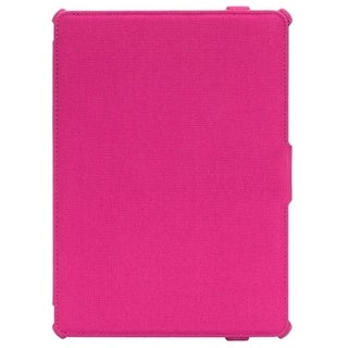 Griffin Journal Carrying Case (Folio) for iPad Air - Hot Pink