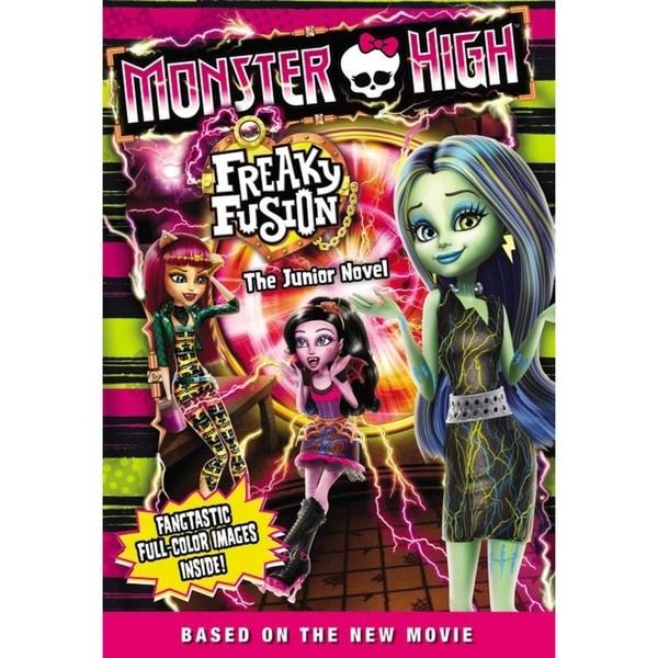 Freaky Fusion: The Junior Novel (Paperback)