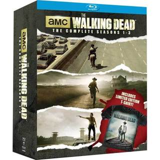 The Walking Dead: Seasons 1-3 (Blu-ray Disc)