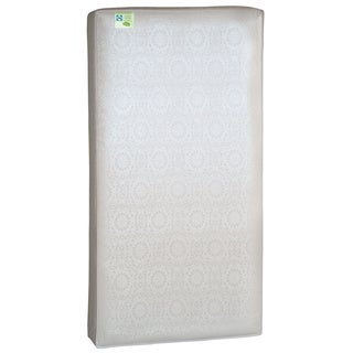 Sealy Soybean Everedge Foam-Core Crib/ Toddler Mattress