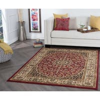 Alise Rhythm Transitional Area Rug - 5' x 7'