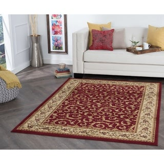 Alise Rhythm Transitional Area Rug (5' x 7')