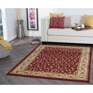 Alise Rhythm Transitional Area Rug (7'10 x 10'3)