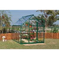 Palram Harmony 6ft. x 8ft. Greenhouse