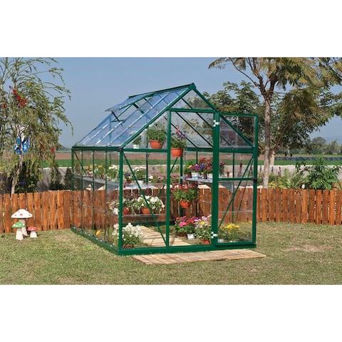 Palram Harmony 6ft. x 8ft. Greenhouse