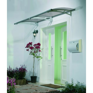 Palram Aquila 2050 Solar Grey Awning, Model 701142