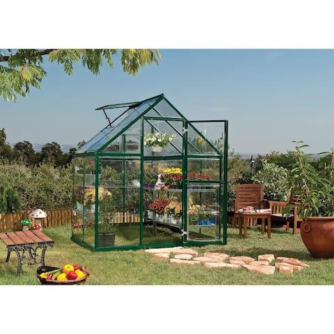 Palram Harmony 6ft. x 4ft. Greenhouse