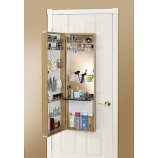Over-the-Door Mirror Makeup Vanity Armoire|https://ak1.ostkcdn.com/images/products/8939125/P16152744.jpg?impolicy=medium