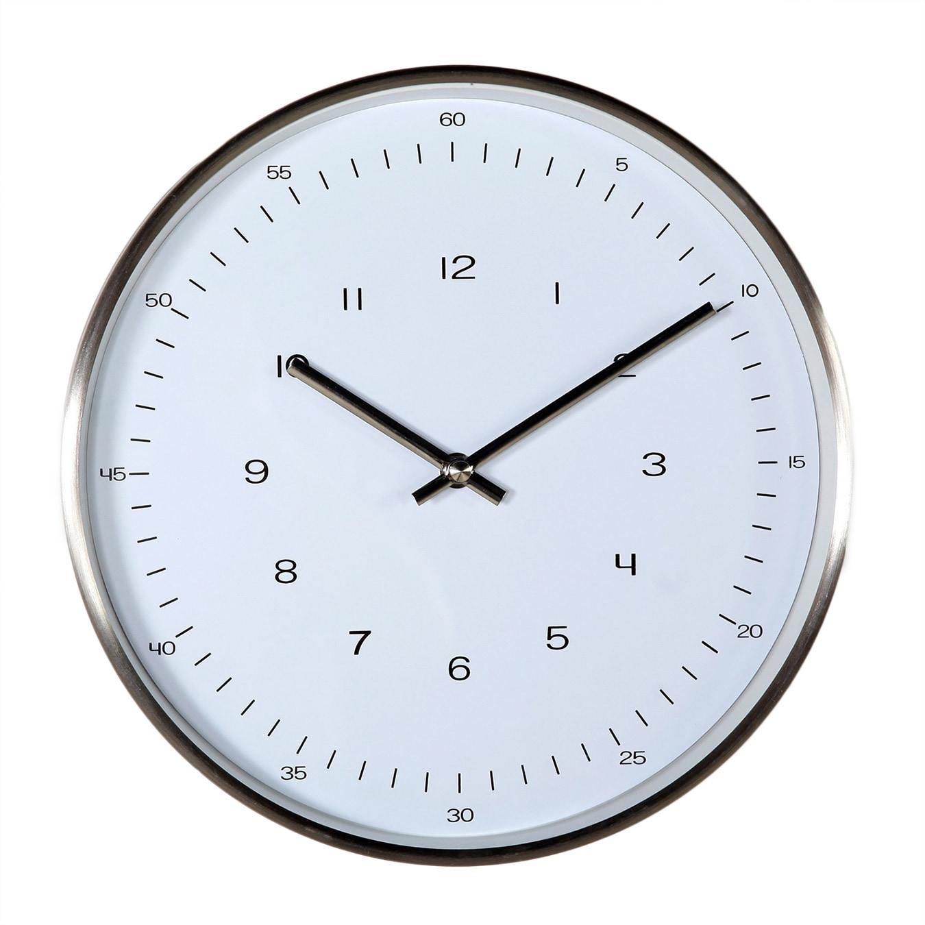 Hans Andersen Home Simple Wall Clock (Telechron Simple Cl...