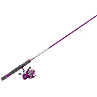 Zebco Ladies 33 Authentic Spin Cast Rod & Reel Combo