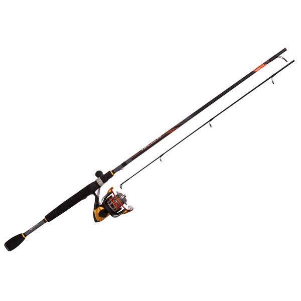 Zebco Quantum Hellcat Spin Rod and Reel Combo