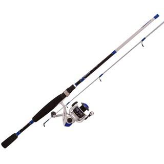 Zebco Quantum GEN-X Spinning Rod & Reel Combo