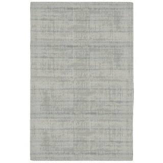 Calvin Klein Nevada Handmade Grey Area Rug By Nourison 4