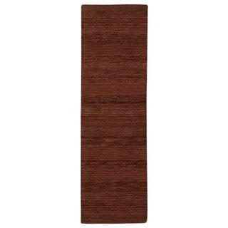 Nourison Longview Claret Rug (2'3 x 7'6) by Nourison