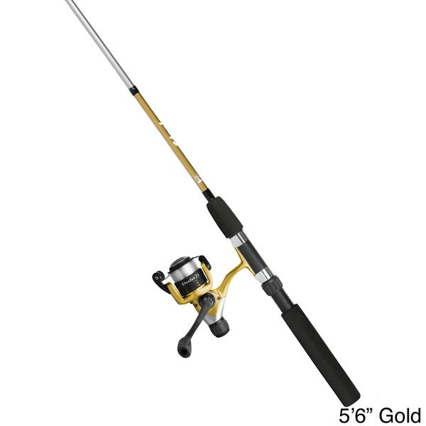 Okuma Steeler B Series Spin Rod & Reel Combo