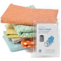 Silhouette Fabric Blade