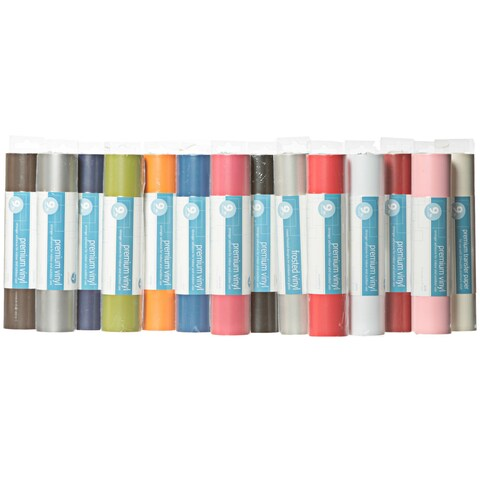 Silhouette Classic Premium Adhesive-backed Vinyl Roll (10' x 9 inches)