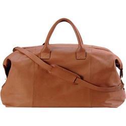 Royce Leather Euro Traveler Petite 696-3 Tan Leather
