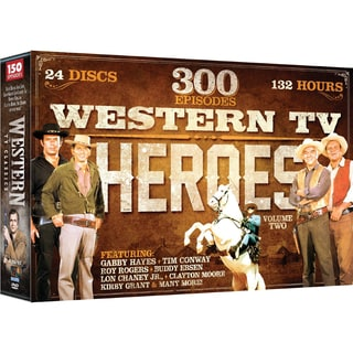 Western TV Heroes: Vol. 2 (DVD)