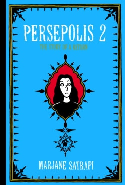 Persepolis 2: The Story of a Return (Hardcover)