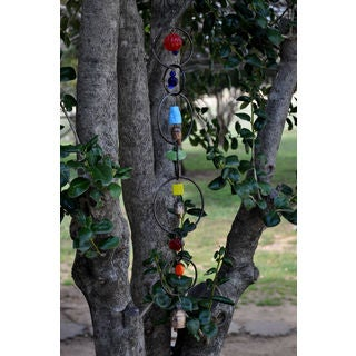 Handmade 7-rings Wind Chime (India)