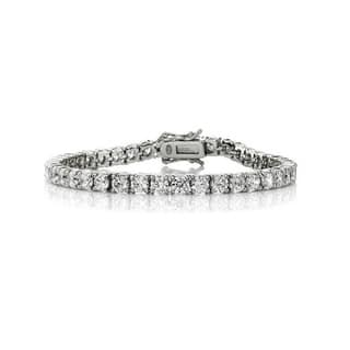 Collette Z Sterling Silver Cubic Zirconia Tennis Bracelet|https://ak1.ostkcdn.com/images/products/8941721/Collette-Z-Sterling-Silver-Cubic-Zirconia-Tennis-Bracelet-P16155017.jpg?impolicy=medium
