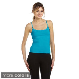 Bella Women's Cotton/ Spandex Camisole