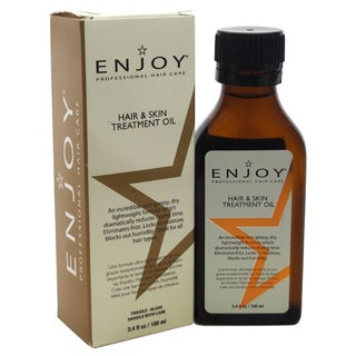 Enjoy Hair and Skin 3.4-ounce Treatment Oil