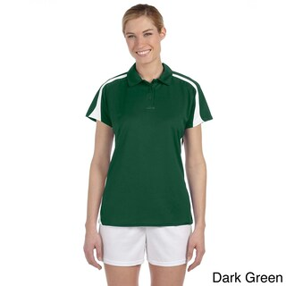 Russell Women's Game Day Athletic Polo Shirt (5 options available)