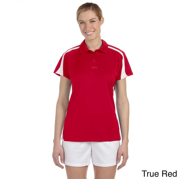 Russell Women's Game Day Athletic Polo Shirt