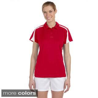 Russell Women's Game Day Athletic Polo Shirt|https://ak1.ostkcdn.com/images/products/8941846/Russell-Womens-Game-Day-Athletic-Polo-Shirt-P16155071.jpg?impolicy=medium