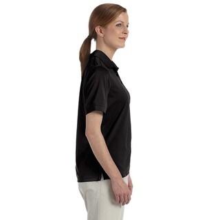 Ashworth Women's Performance Wicking Pique Polo Shirt