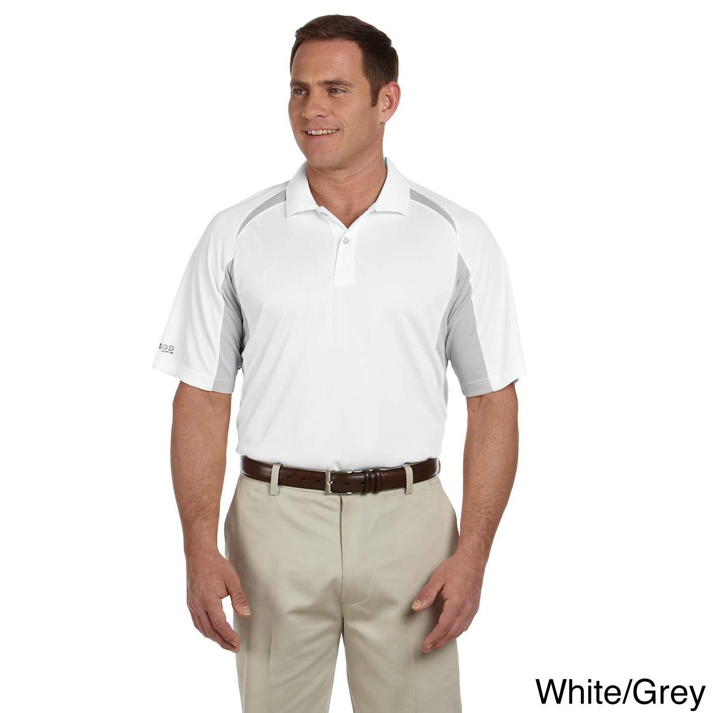 Izod Men's Contrast Block Performance Dobby Polo Shirt (X...