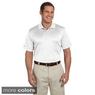 Izod Men's Dobby Performance Polo Shirt (Option: M)