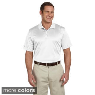 Izod Men's Dobby Performance Polo Shirt