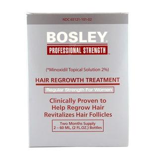 Bosley Women's 2-ounce Hair Regrowth Treatment