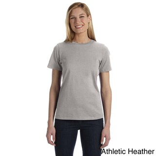 Bella Women's Missy Jersey Crew Neck T-shirt (More options available)