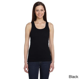Bella Women's Organic Cotton Ribbed Tank Top (2 options available)