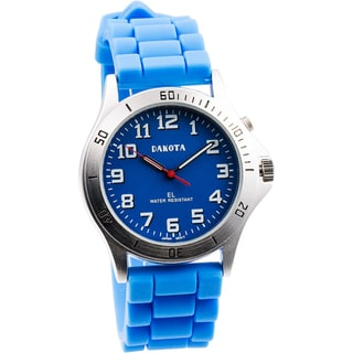 Dakota Unisex Color 'Sport E.L.' Watch