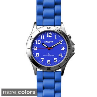 Dakota Unisex Color 'Sport E.L.' Watch (More options available)
