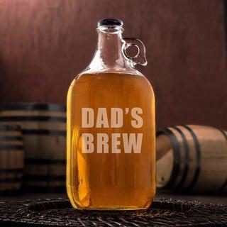 Dad's Brew Growler