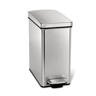 simplehuman 10 Liter Profile Step Can