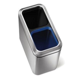 simplehuman 20 Liter Slim Open Recycler