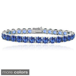 Crystal Glass Amp Bead Bracelets For Less Overstock Com
