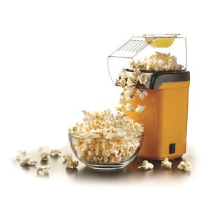 Brentwood PC-486Y Yellow Hot Air Popcorn Maker (Option: Yellow)