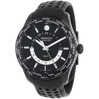 Movado Men's 2600117 Series 800 Black PVD Watch