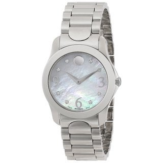 Movado Women's Moda Diamond Accents Watch